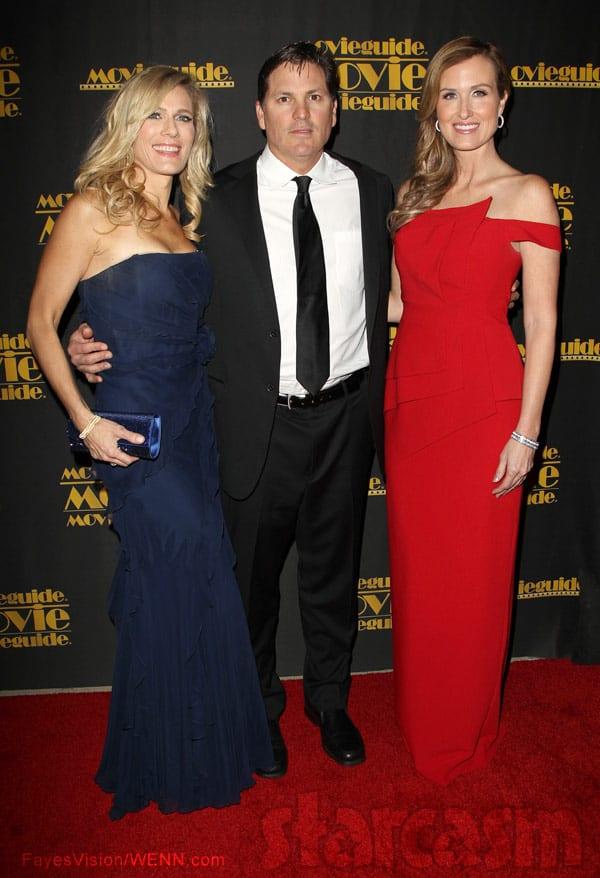 Scott Gurney Deirdre Gurney and Duck Dynasty star Korie Robertson