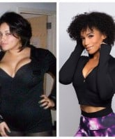 Sky Landish Love & Hip Hop before and after photos 2