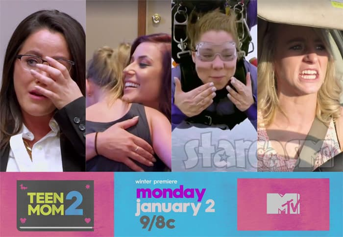 Teen Mom 2 Seson 8 previews