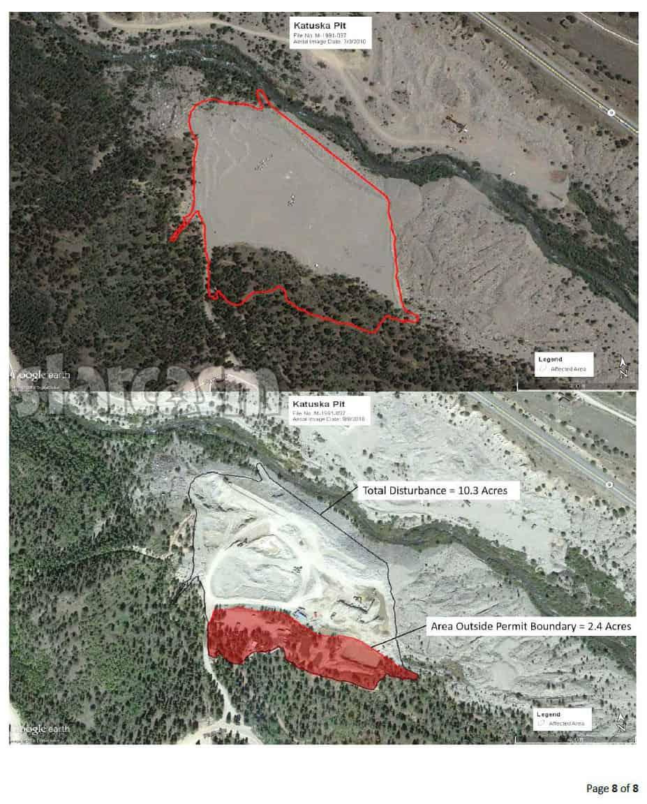 Todd Hoffman Colorado mine Google maps