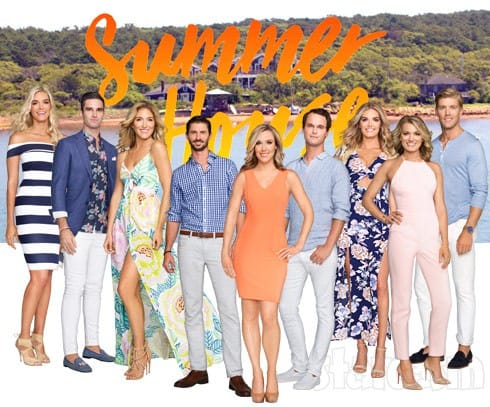 Bravo Summer House cast