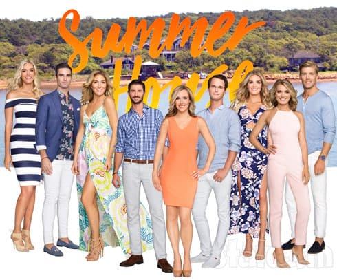 Bravo Summer House cast