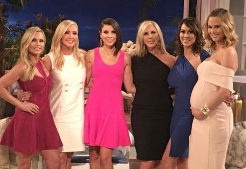 Heather Dubrow quits RHOC