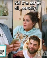 Jenelle Evans pregnancy reveal preview clip