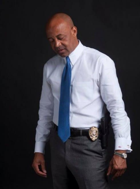 Murder Chose Me Detective Rod Demery bio 1