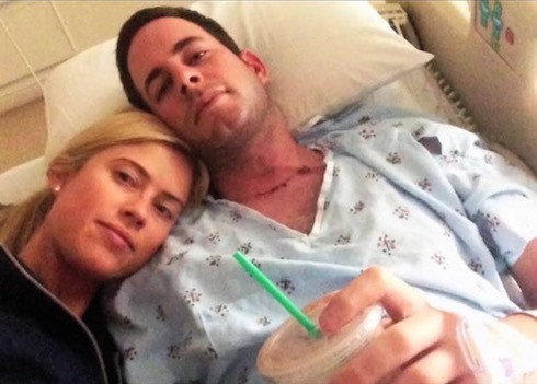 Tarek El Moussa cancer update 2