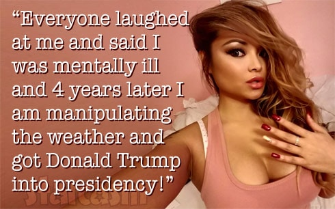 Tila Tequila Donald Trump quote
