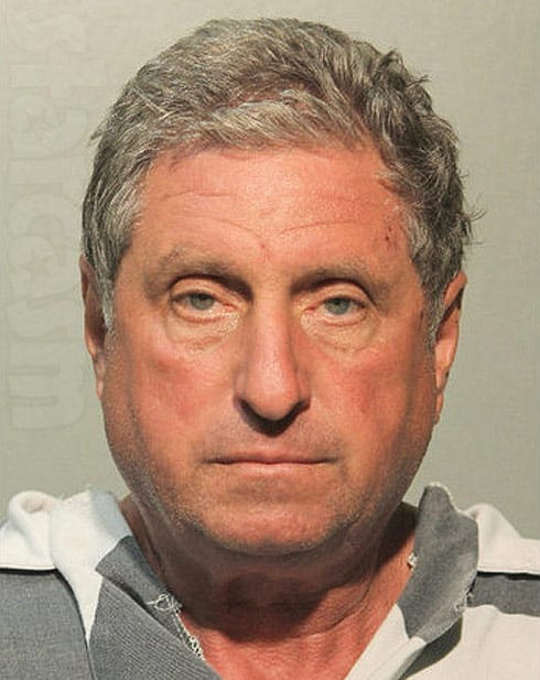 Tommy Francise arrest mug shot photo