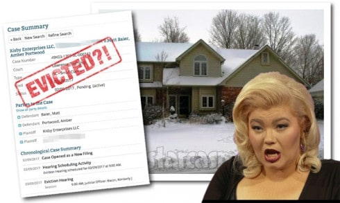 Amber Portwood evicted?