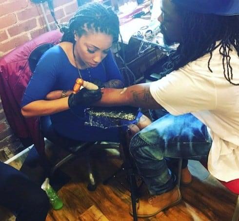 Black Ink Crew Dutchess fight 3