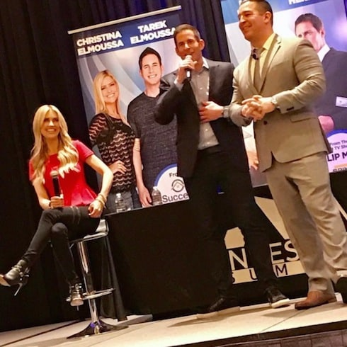 Tarek and christina el moussa net worth awesome anthony for Flip this house host