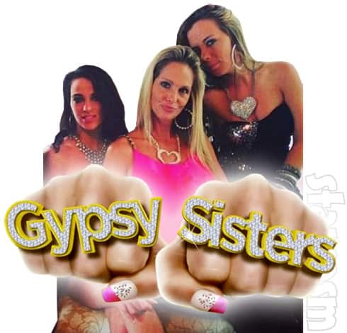 GYPSY SISTERS Bridal shower brawl details! Was it set up ...