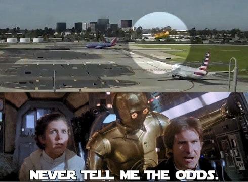 OddsFordPlane