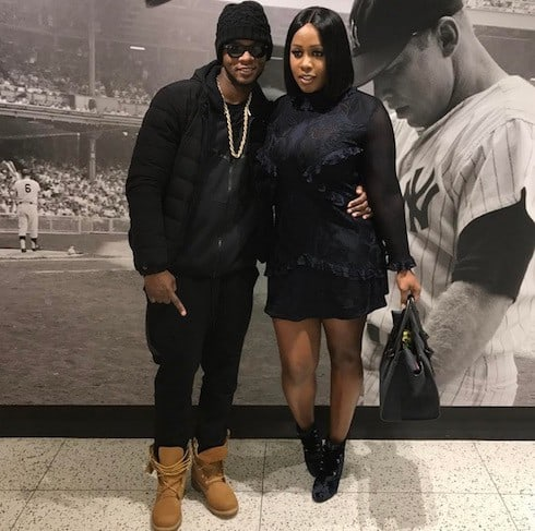 Papoose and Remy Ma baby 1