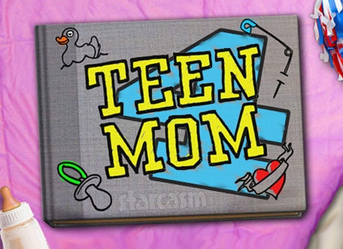Teen Mom 4 scrapbook