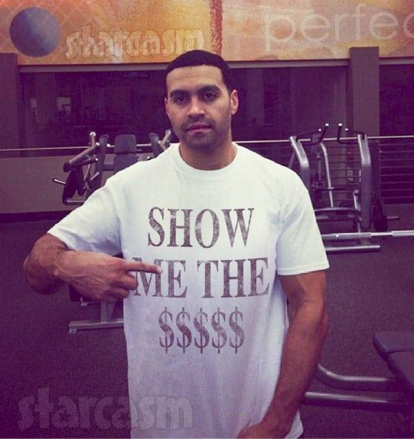 Apollo Nida show me the money shirt