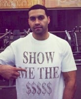 Apollo Nida show me the money shirt 490
