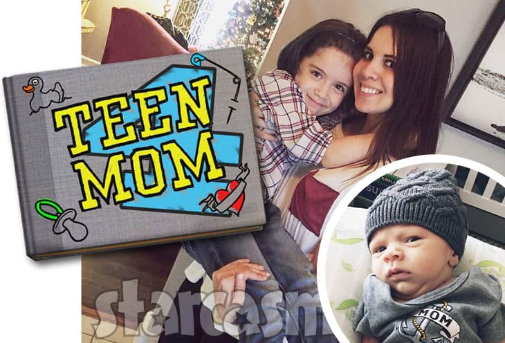 Ashley Salazar Teen Mom 4