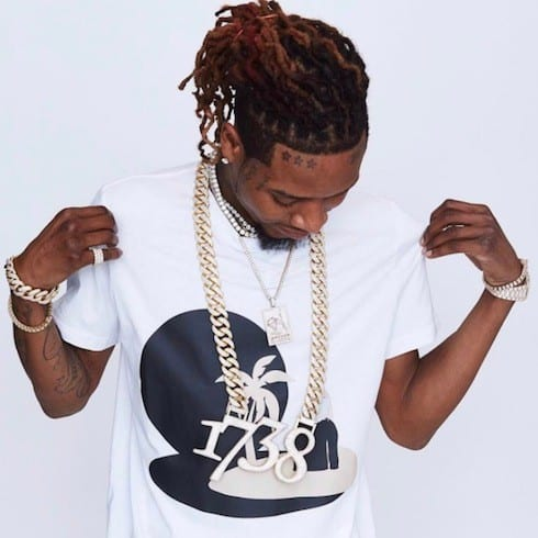 Fetty Wap shooting video
