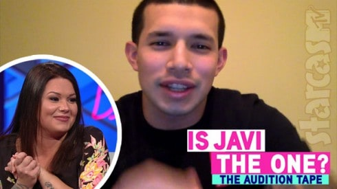 Javi Marroquin Are You the One
