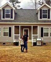 Jenelle Evans new house