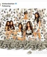 Kardashians Instagram revenue