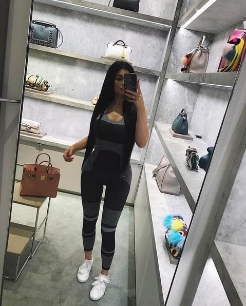 Kylie Jenner engaged to Tyga 1