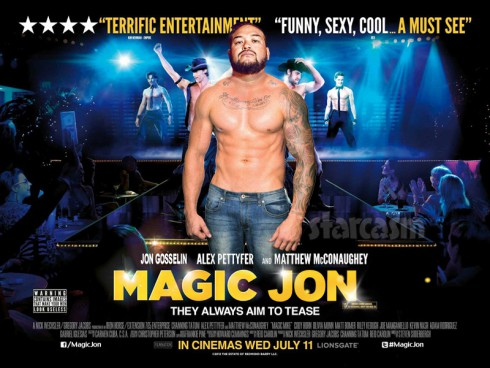 Magic Jon Gosselin stripper poster