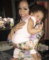Masika Kalysha daughter update 1