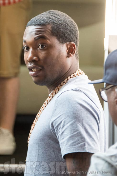 Meek Mill arrested in St. Louis