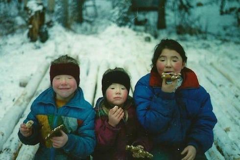 The Last Alaskans Lewis daughters 2