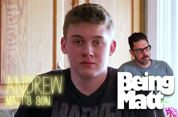 Being Matt Baier's son Andrew