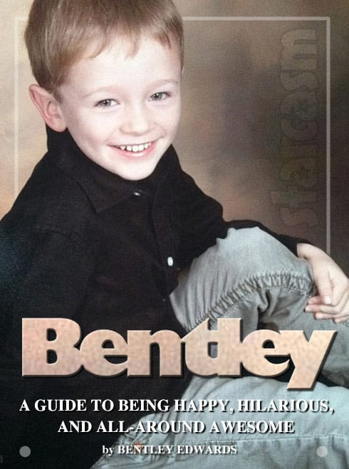 Maci Bookout's son Bentley Edwards book