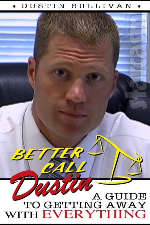 Better Call Dustin Sullivan book