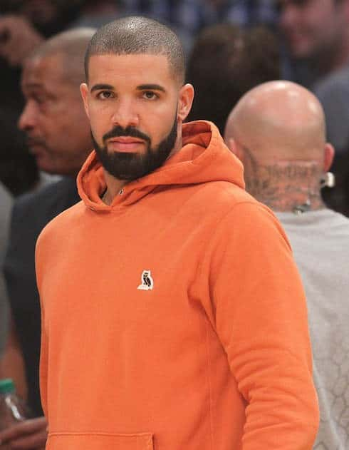 Drake ignores pregnancy rumor and reportedly never met her