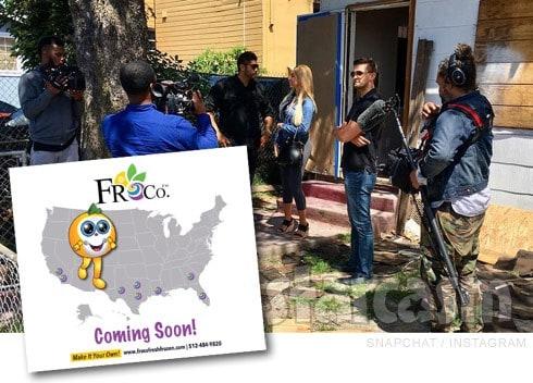 Farrah- Abraham Simon Saran_house flipping show Froco expansion