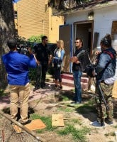 Farrah Abraham and Simon_Saran house flipping show