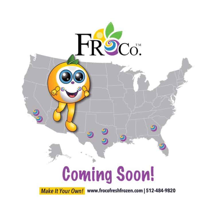 Farrah Abraham's Froco frozen yogurt store locations