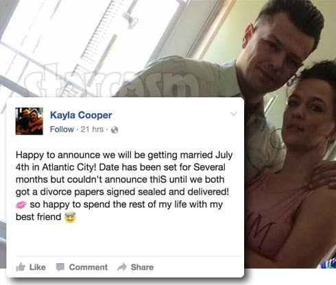 Gypsy Sisters Kayla getting married again