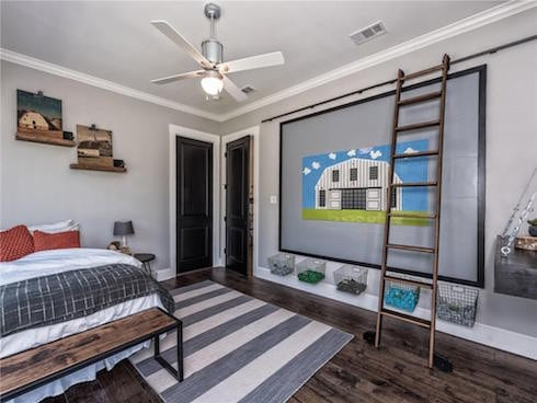 HGTV Fixer Upper Barndominium for sale 9