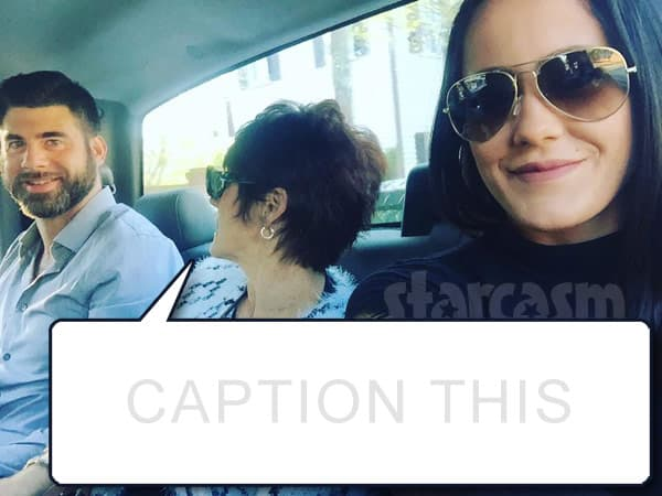 Jenelle Evans Barbara David Eason caption this