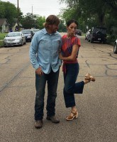 Joanna Gaines pregnant 1