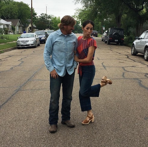Joanna Gaines Pregnant More Rumors Called Out In New Blog