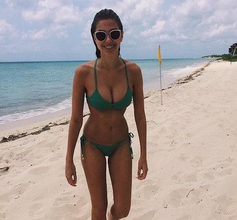 Kara Del Toro's bikini spread 2