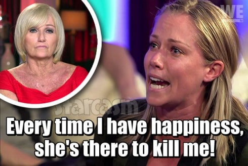 Kendra Wilkinson mom quote