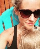Nicole Curtis' son Harper 1