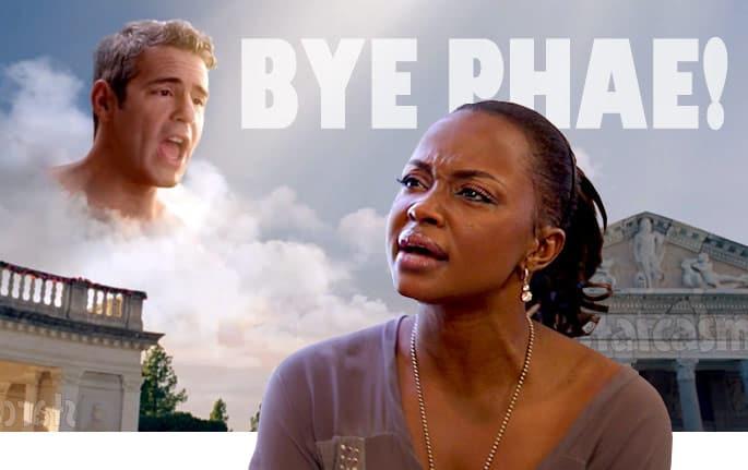 Phaedra Parks fired