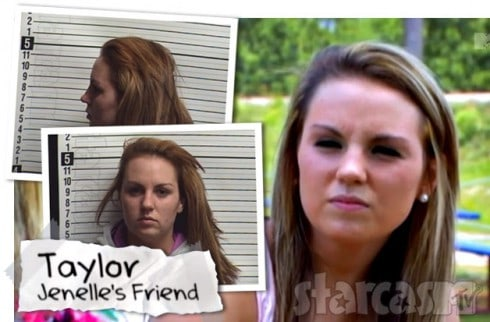 Teen Mom 2 Courtland Rogers ex Taylor Lewis arrest