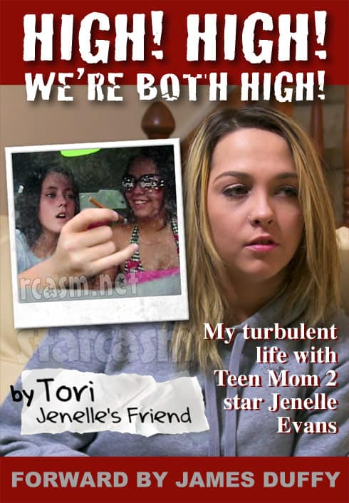 Tori Rhyne book about Jenelle Evans