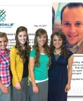 Duggar sisters lawsuit City of Springdale Statement